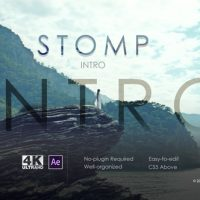 VIDEOHIVE STOMP INTRO