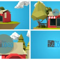 VIDEOHIVE STORE LOGO – AFTER EFFECTS TEMPLATES