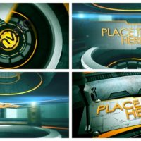 VIDEOHIVE 3D TECH TITLES