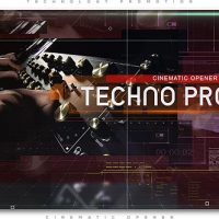 VIDEOHIVE TECHNOLOGY CINEMATIC PROMO