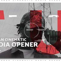 VIDEOHIVE URBAN CINEMATIC MEDIA OPENER