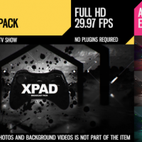VIDEOHIVE XPAD (BROADCAST PACK)