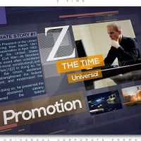 VIDEOHIVE Z TIME | UNIVERSAL CORPORATE PROMO