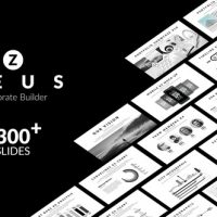 VIDEOHIVE ZEUS CORPORATE BUILDER