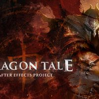 VIDEOHIVE DRAGON TALE INTRO