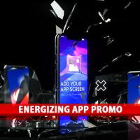 VIDEOHIVE ENERGIZING APP PROMO