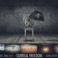 SURREAL FREEDOM – AFTER EFFECTS PROJECT (VIDEOHIVE)