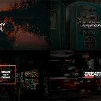 VIDEOHIVE ANIMATED TYPOGRAPHY PACK