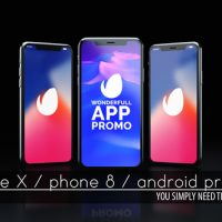VIDEOHIVE WONDERFUL APP PROMO