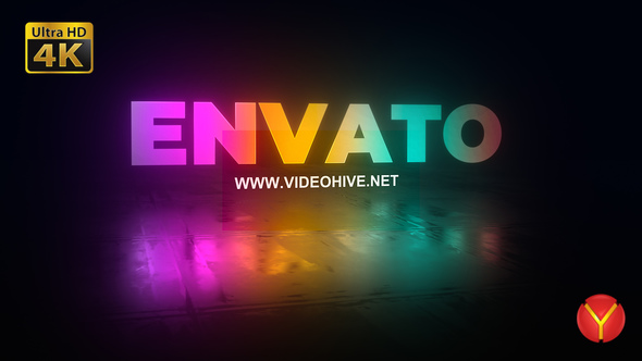 Videohive Logo Light Free After Effects Template