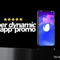 VIDEOHIVE SUPER DYNAMIC APP PROMO