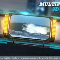 VIDEOHIVE MULTIPURPOSE 3D PROMO