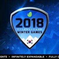 VIDEOHIVE 2018 WINTER GAMES – PYEONGCHANG