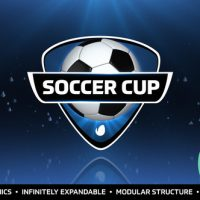 VIDEOHIVE WORLD SOCCER CUP – INTERNATIONAL SOCCER PACKAGE