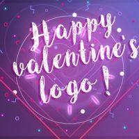 VIDEOHIVE HAPPY VALENTINE LOGO