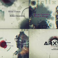 VIDEOHIVE DOUBLE EXPOSURE – MOVIE OPENING