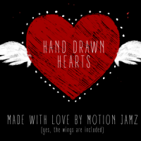 VIDEOHIVE HAND DRAWN HEARTS