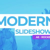 VIDEOHIVE MODERN SLIDESHOW 21316814