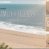 VIDEOHIVE BEACH PHOTO SLIDE
