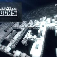 VIDEOHIVE CITY BUILD LOGO