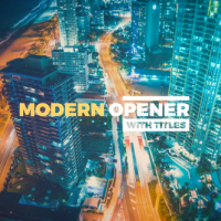 VIDEOHIVE MODERN OPENER WITH TITLES