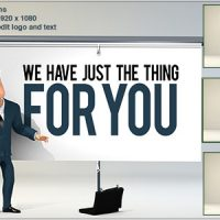 VIDEOHIVE CORPORATE PRESENTATION 3D