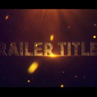 VIDEOHIVE TRAILER TITLE 3