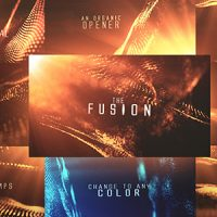 VIDEOHIVE THE FUSION