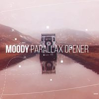VIDEOHIVE MOODY PARALLAX OPENER