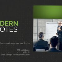 VIDEOHIVE CORPORATE MODERN QUOTES