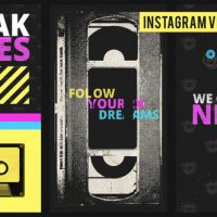 VIDEOHIVE OWN THE NIGHT INSTAGRAM VERSION