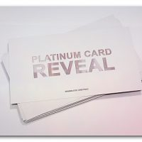 VIDEOHIVE PLATINUM CARD REVEAL