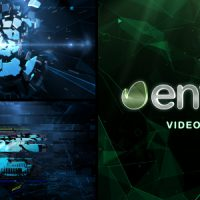 VIDEOHIVE PLEXUS IMPACT AND GLITCHES