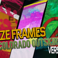 VIDEOHIVE FREEZE FRAMES: COLORADO OUTSKIRTS V2