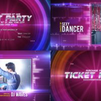 VIDEOHIVE PROMOTE YOUR EVENT V3