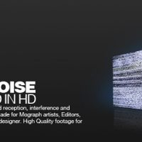 VIDEOHIVE REAL NOISE PACK – MOTION GRAPHICS