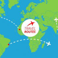 VIDEOHIVE TRAVEL ROUTES MAKER