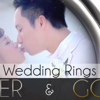 VIDEOHIVE WEDDING RINGS 8521863