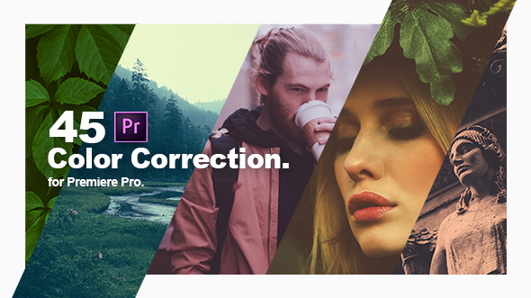 VIDEOHIVE COLOR CORRECTION & COLOR GRADING PRESETS FOR