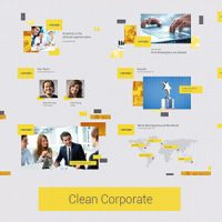 VIDEOHIVE CLEAN CORPORATE 12776829