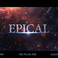 VIDEOHIVE LOGO HIT AFTER EFFECTS TEMPLATE