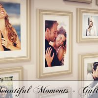 VIDEOHIVE PHOTO GALLERY PACK – OUR BEAUTIFUL MOMENTS