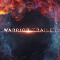 VIDEOHIVE WARRIOR TRAILER TITLES