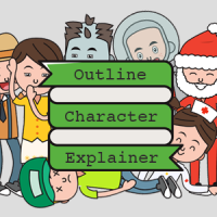 VIDEOHIVE OUTLINE CHARACTER EXPLAINER TOOLKIT
