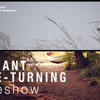 VIDEOHIVE ELEGANT PAGE – TURNING SLIDESHOW