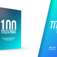 VIDEOHIVE TITLES PACK 22120299