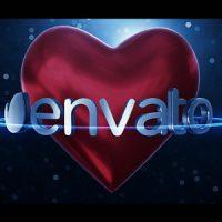 VIDEOHIVE HEART LOGO