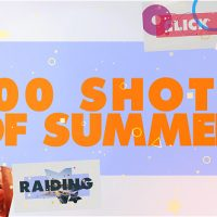 VIDEOHIVE 100 SHOTS OF SUMMER SLIDESHOW