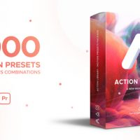 VIDEOHIVE ACTION LIBRARY – MOTION PRESETS PACKAGE