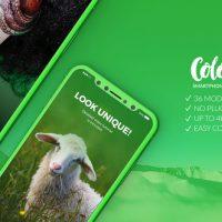 VIDEOHIVE COLOR IT – 3D SMARTPHONE PRESENTATION